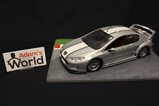 Motor Max Peugeot 407 Silhouette 1:18 silver (MCNB)