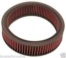 KN AIR FILTER (E-2813) FOR NISSAN PICK UP D21 KING CAB 2.4 1986 - 1992