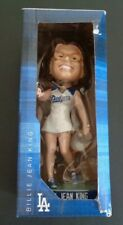 LOS ANGELES DODGERS Baseball BILLIE JEAN KING Bobblehead SGA Tennis HOF 2019