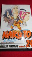 Naruto 24 Manga Anime Comic Book