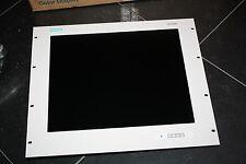 "NEU Siemens Einbau LCD MONITOR 19""  Panel Color 6AV8100-2CA00-1AA0 SCD 1997-R33"