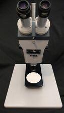 Zeiss Stereomicroscope Microscope Model SV8 SV-8 Focusing Block Stand - $629!