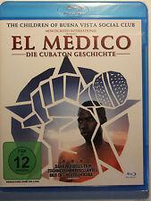 El Medico - Die Cubaton Geschichte (2012).....Blu-Ray....Neu...OVP