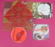 CD MY COMPUTER Vulnerabilia AMP AMP004CD no lp mc dvd (CS25)