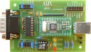 USB-to-RS232 Development Board
