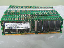 Lot of 20  512MB PC3200 400MHz DDR Non-ECC Desktop RAM