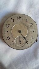 MOVEMENT INVICTA  POCKET WATCH - 45MM DIAMETER - SWISS - FOR REPAIR OR PARTS -