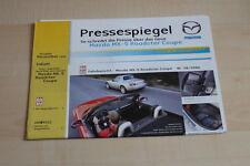 94018) Mazda MX-5 - Pressespiegel - Prospekt 12/2006