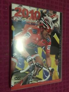 2010 Paris-Roubaix World Cycling Productions DVD Fabian Cancellera - SHIP FAST