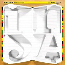 INJA - Blank Pages [CD] Hospital Drum And Bass