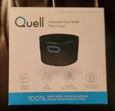 NEW Quell Wearable Pain Relief Technology Starter Kit Homeopathic Drug Free