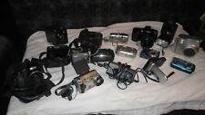 CAMERAS JOB LOT DIGITAL VINTAGE SPARES REPAIRS READ MORE