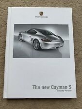 2005 Porsche Cayman S Car Brochure (UK)