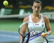 Danka Kovinic Tennis 8x10 Photo Signed Auto COA
