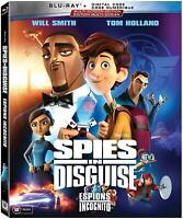 (LUP) Spies in Disguise Blu-ray DVD and Digital