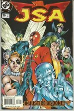 Justice Society of America (JSA) #16 : November 2000 : DC Comics..