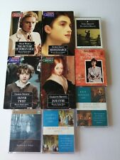 Used Audio Cassette Tapes Audio Books Inc Austen, Bronte, Dickens Job Lot x 9