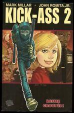 MARK MILLAR. JOHN ROMITA JR: KICK-ASS 2. PANINI. Edition originale. 2012.