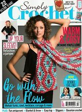 ~ ~ ~ SIMPLY CROCHET ~ #53 ~ 22 EXCELLENT PATTERNS ~ ~ ~