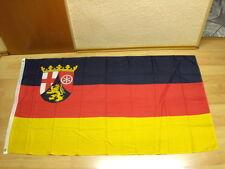 Fahnen Flagge Rheinland Pfalz Sonderposten - 90 x 150 cm