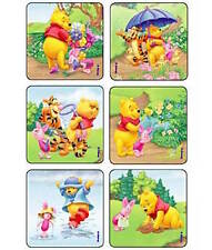 18 Disney Sunnytime Winnie the Pooh Stickers Party Favors Teacher Supply Tigger