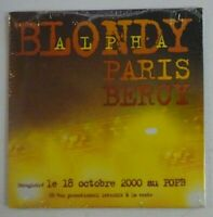 ALPHA BLONDY : PARIS BERCY (EXTRAITS DU CONCERT + INTERVIEW) ♦ CD ROM NEUF ♦