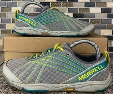 Merrell Road Glove Dash 2 Women Barefoot Trail Running Shoe Size 8 Castle/Rock