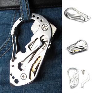 Multi Function Folding Pocket Mini Keychain Tool Plier Screwdriver Keychain Tool