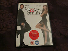 Mr And Mrs Smith (DVD, 2005)