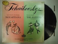33 RPM Vinyl Tchaikovsky Mozartiana The Slippers MGM E3026 121514KME