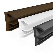 Flügelfalzdichtung ab 1 Meter SFD-14 Flügelfalz Gummidichtung Holzfenster