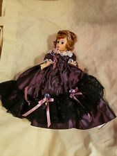 "Vintage Red Hair Gone with the Wind ""Belle Watling"" Doll Madame Alexander"