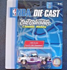 NBA Die Cast ERTL COLLECTION Toronto RAPTORS Ford F-150 Truck 1:64 CLASSIC RIDES