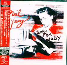 NEIL YOUNG-SONGS FOR JUDY-JAPAN SHM-CD F45
