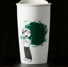 STARBUCKS 2015 BALLON BOY CERAMIC (10 oz) TUMBLER *BRAND NEW in BOX!!