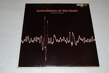 J.B. Barlow & W.A. Pocock~Ausculation of the Heart~London 5873 W~FAST SHIPPING
