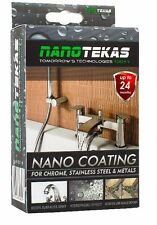 Hydrophobic Kit Nano Coating Waterproof for Metal Chrome Stainless Steel shower