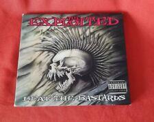 THE EXPLOITED - Beat The Bastards / Digipak