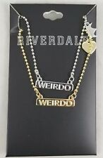 -new-riverdale-weirdo-jughead-bestie-best-friend-necklace-set-hot-topic-exclusive