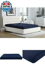 Full Size 6 Inch Soft Mattress Comfort Polyester Quilted Tight Sleeplace Bed