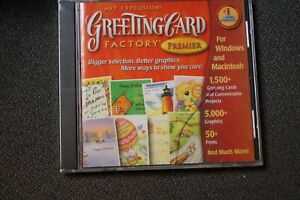 Greeting Card Factory Premier