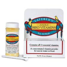 Lafeber Avi-Era Powdered Bird Parrot 13 Essential Vitamin 1.25 oz Fresh Usa