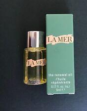 La Mer The Renewal Oil .17fl.oz./ 5ml Brand New in Box deluxe sample