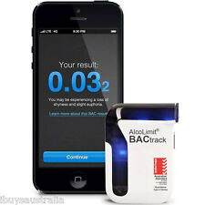 AlcoLimit BACtrack Smartphone Mobile Breathalyser for iPhone & Android Phones