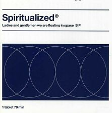 SPIRITUALIZED - LADIES AND GENTLEMEN... WE ARE FLOATING IN SPACE USED - VERY GOO