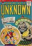 ADVENTURES INTO THE UNKNOWN #161 (1965) ACG Comics NEMESIS VG+