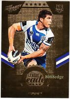 2012 SELECT NRL DYNASTY LEAGUE LEADERS GOLD LLG3: MICHAEL ENNIS #83/150 BULLDOGS