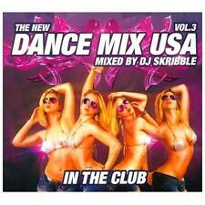"""Dance Mix USA """"In The Club"""" Vol 3 Continuous DJ Mix By Skribble"""