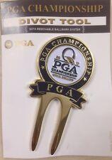 2017 PGA Championship DIVOT TOOL   W/Ballmarker Justin Thomas NEW Magnetic