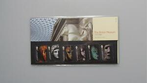 2003 G.B Presentation Pack - The British Museum 1753-2003 - Pack 352
